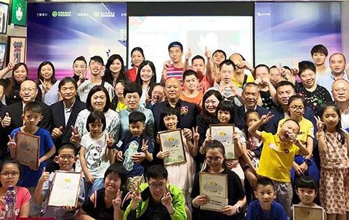 親子益智塗鴉大賽頒獎 慈善拍賣籌38萬8助困難家庭